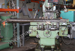 Newall DP7 7M311100 DRO Int 50 tooling 2m table