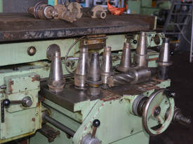 Newall DP7 7M311100 DRO Int 50 tooling 2m table - picture2' - Click to enlarge