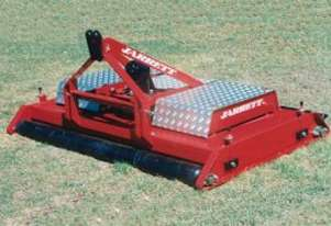 Jarrett TM Series – Single Deck Finishing Mowers