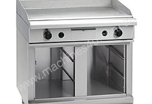 900mm Gas Griddle - Cabinet base