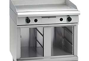 Waldorf 800 Series GP8900G-CB - 900mm Gas Griddle `` Cabinet Base