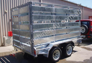 Western Trailers And Engineering Stock Trailers