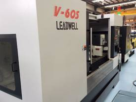LEADWELL V-60S HEAVY DUTY MACHINING C - picture0' - Click to enlarge