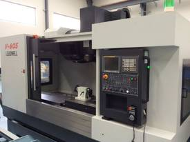 LEADWELL V-60S HEAVY DUTY MACHINING C - picture1' - Click to enlarge