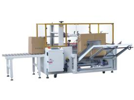 Auto bottle case erector, packer + case sealer  20