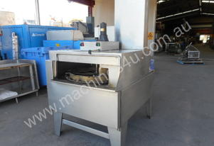 INDUSTRIAL HD PARTS WASHER - STAINLESS STEEL
