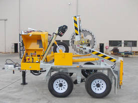 3.5 Tonne Self Loading Cable Trailer  - picture2' - Click to enlarge
