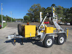 3.5 Tonne Self Loading Cable Trailer  - picture3' - Click to enlarge