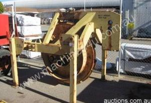trench compactor for dozer