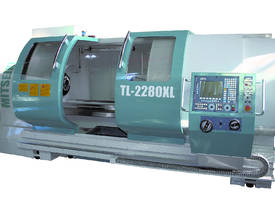 Mitseiki 550mm & 660mm Swing Manual / CNC Lathe - picture0' - Click to enlarge