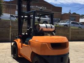 Used Toyota 7FG40 LPG forklift - picture7' - Click to enlarge