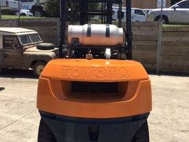 Used Toyota 7FG40 LPG forklift - picture8' - Click to enlarge
