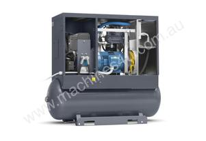 ELECTRIC ROTARY SCREW COMPRESSORS - G15 -76 CFM