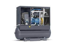 ELECTRIC ROTARY SCREW COMPRESSORS - G15 -76 CFM - picture0' - Click to enlarge