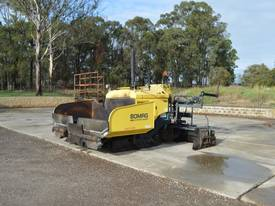 Bomag BF223C - paving width up to 4m