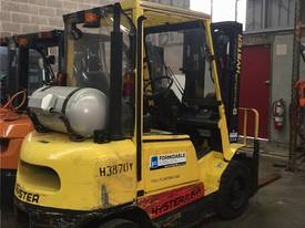 Used Hyster 2.50DX LPG forklift - picture0' - Click to enlarge