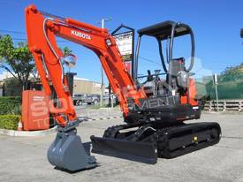 U25 2.5 Ton Compact Excavator [4 hrs] #2188