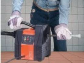 Plumbers Drain cleaning machine, auger type - picture0' - Click to enlarge