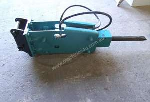 GENERAL BREAKER GB2T TO SUIT 4T TO 6.5T EXCAVATOR