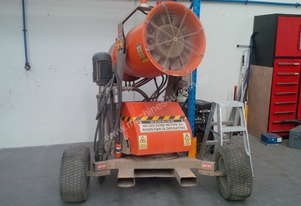 Used Fanquip T700 Dust Suppression Fan