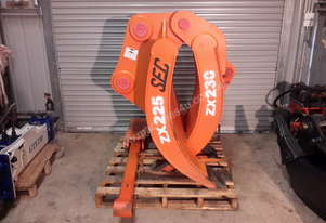 Excavator Grapple 22 - 30 Tonne 90mm pin