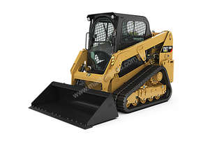 CAT   249D For Hire