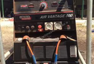Lincoln Electric lincoln air vantage 500