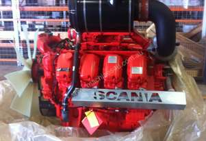New Scania DC16 44A Industrial Engine