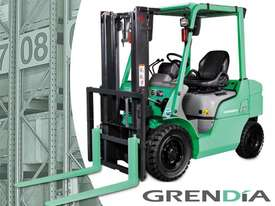 MITSUBISHI - 1500KG TO 3500KG - picture0' - Click to enlarge