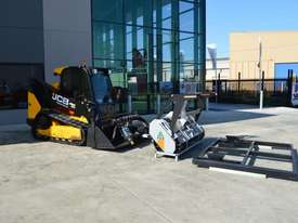 JCB 320T 4IN1 auger drive, augers, levelling bar  - picture0' - Click to enlarge