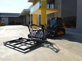 JCB 320T 4IN1 auger drive, augers, levelling bar  - picture1' - Click to enlarge
