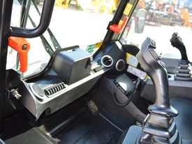 JCB 320T 4IN1 auger drive, augers, levelling bar  - picture12' - Click to enlarge