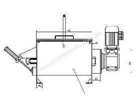 Jacketed Ribbon Blender - picture0' - Click to enlarge