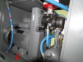 CAPS CR11-10 11kW 49cfm 10Bar Base mounted Rotary Screw Air Compressor  - picture2' - Click to enlarge