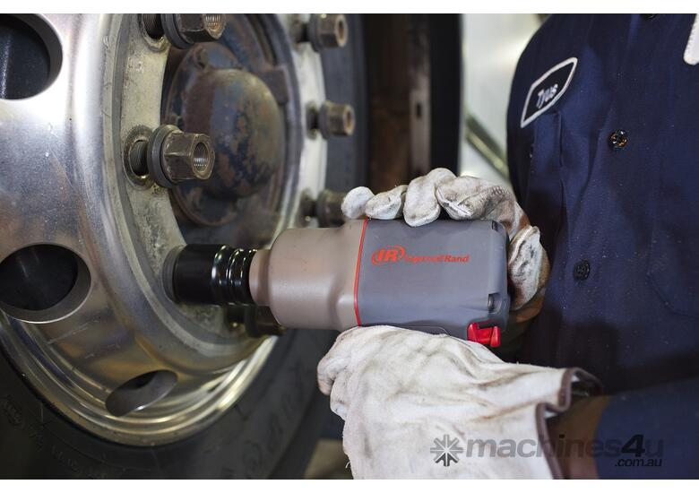ON SALE Ingersoll Rand 2145QIMAX-6 3 4 Drive 1 350ft-lb Impact Wrench with  6 Extended Anvil