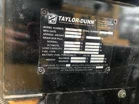Taylor Dunn Tiger Tow Tug Tractor TC-120 55 Ton Tow Capacity Heavy Duty - picture6' - Click to enlarge
