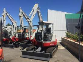 NEW : 5.5T MINI EXCAVATOR FOR SHORT AND LONG TERM DRY HIRE - picture8' - Click to enlarge