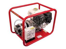 Genelite Honda 6kVA Generator Worksite Approved - picture4' - Click to enlarge