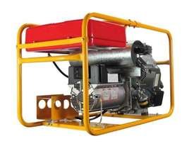 Powerlite Briggs & Stratton Vanguard 16kVA Three Phase Petrol Generator - picture17' - Click to enlarge