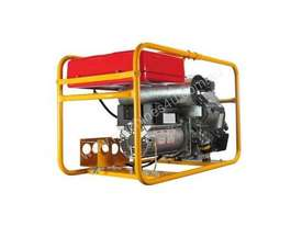 Powerlite Briggs & Stratton Vanguard 16kVA Three Phase Petrol Generator - picture4' - Click to enlarge
