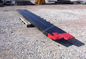Forklift slippers/extensions 18 tonne