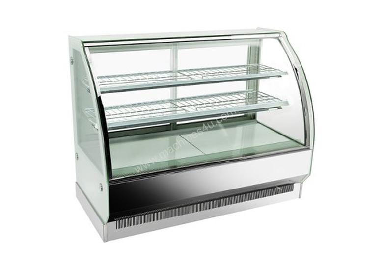 F.E.D. CSH-1200S2 Bonvue Heated Food Display