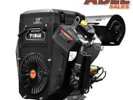 24HP Petrol Engine 713cc V-Twin Electric Start - picture0' - Click to enlarge