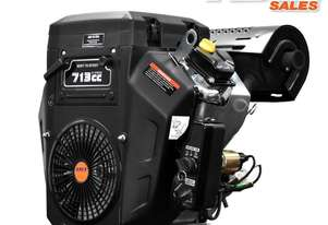 24HP Petrol Engine 713cc V-Twin Electric Start