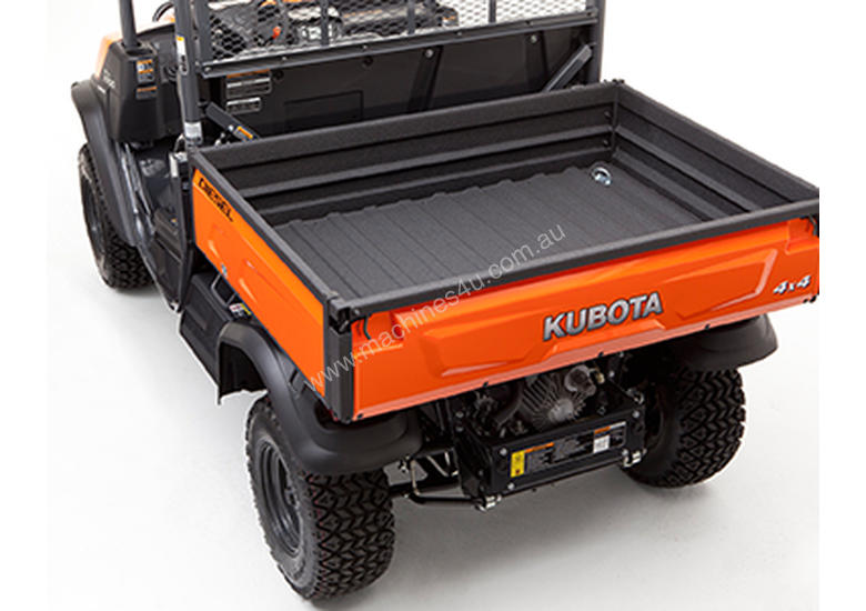 21.6 HP Diesel RTV Utility Vehicle