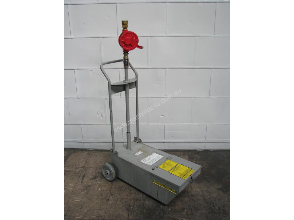 Used Frymaster Psdu50 Fryer Oil Filter System In Price 1000