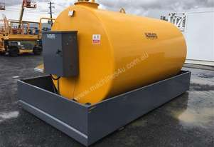 Unused Emiliana Serbatoi 9000L Diesel Tank with Pump and Auto Nozzle