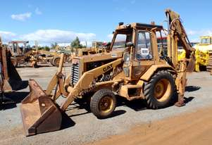 1990 Caterpillar 428 Backhoe *DISMANTLING*