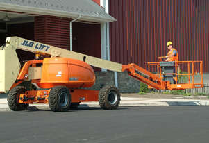 NEW - JLG 600AJ Diesel Knuckle Boom
