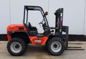 All-terrain Forklift - Low Hours